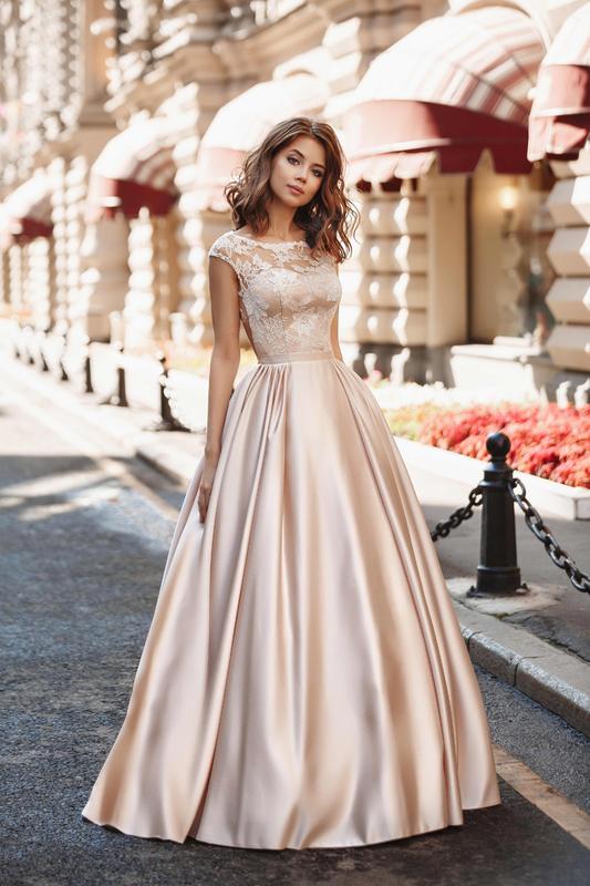 свадебное платье 1530